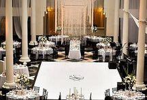 White weddings deco