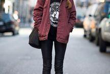 Street Style Grunge