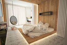 homie bedroom wooden idea