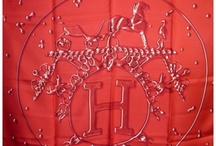 Hermes scarves V / by Catherine B* Les 3 Marches Vintage Chanel and Hermès
