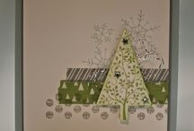 Stampin Up - Festival of Trees
