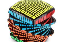 Rubix cubes / You'll be busy all day