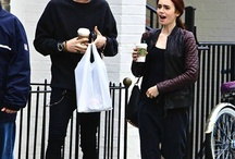 Jamie campbell and lilly collins