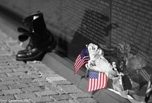The Wall / by Vietnam Veterans Memorial Fund - VVMF