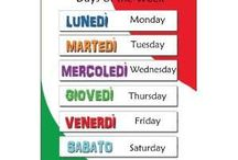 Italian Language / by Patty Cayll