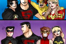 Young justice league