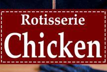 Rotisserie Grilling Recipes / Rotisserie grilling recipes recipes from my blog, DadCooksDinner.com / by DadCooksDinner