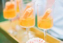 {food & wine} drinks