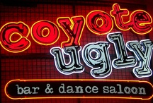 coyote ugly event