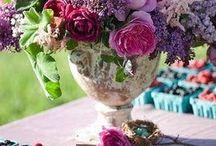 Florals / by Brandee Jenks