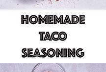 Seasonings/Rubs/Sauces