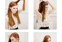 hår inspiration