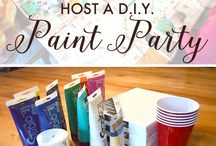 Art - Paint Party