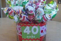 40th Birthday Party Ideas / by Kimberly Ethridge