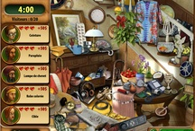 Jeux d'objets cachés / Les jeux d'objets cachés sur Games Passport