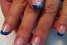 Nails & Toes / by Kristy Mills