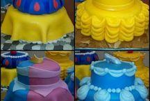 Disney Cakes :)