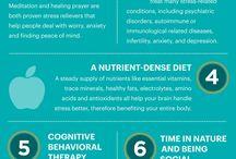 Health/Yoga/Stress