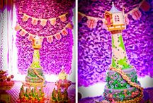 Rapunzel & Tangled Party Ideas