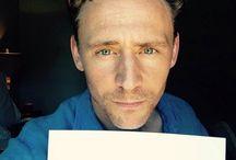 Tom Hiddleston!!! Xx