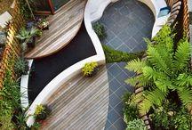 Garten klein