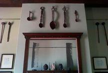Unusual hangings