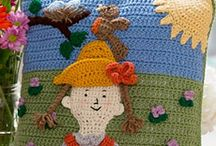 crochet vankusiky