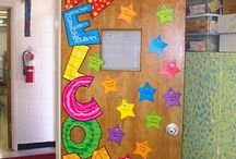 door display classroom