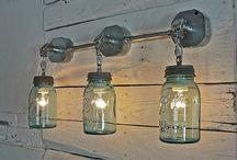 Jars/Bottles/Krukker/Flasker