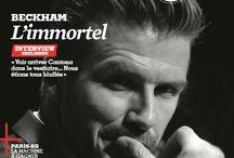 David Beckham / David Beckham