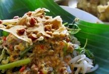 Indonesian salad