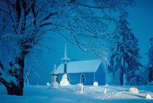 Winter~* / by Pamela Kilmon
