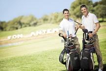 SAGA Golf Mallorca Team
