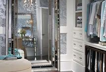The Ultimate Walk-in Closets!