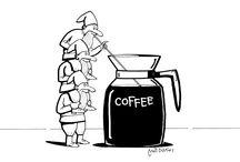 KAWA Z MLECZKIEM / Najzabawniejszy portal o kawie.