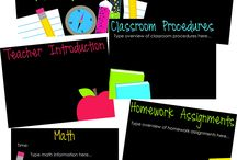 Curriculum Night / by Lisa Thompson