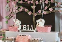 baby shower niña