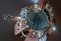 Urban Art  / Scorci di Verona visti con un obbiettivo particolare e da un fotografo che ha saputo  sapientemente cogliere i lati più belli della mia città in forma artistica