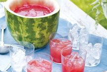 Summertime party recipes n drinks