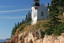 Maine Vacations / by Bryan-Kristy Osgood