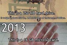 Technology shifting