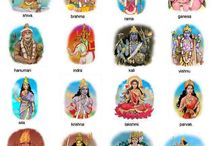 dioses indios