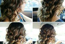 My work , hairstyle , haircut and color , warkocz , balayage