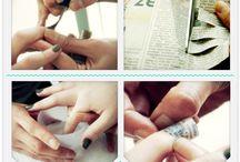 Nail art  / by Triniti Johnson