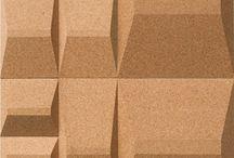 Cork cladding