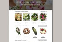 Web Design | Wedding Cakes | Wedding Flowers / Wedding Flowers, Wedding Cakes websites by the web design clinic. We develop mobile user friendly websites and promote it for you.