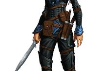 Fantasy Characters / Here I collect concepts and ideas for my LARP and D&D characters or just things that I consider cool