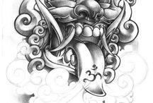 Tattoo / Inspiration