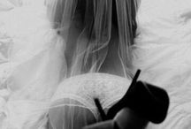 Невеста в будуаре