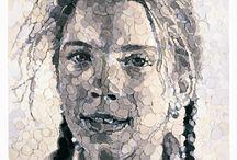 Art: Chuck Close